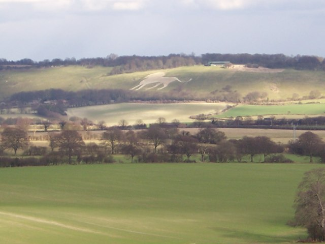 View from Ivinghoe Beacon 757' above sea level - geograph.org.uk - 21371