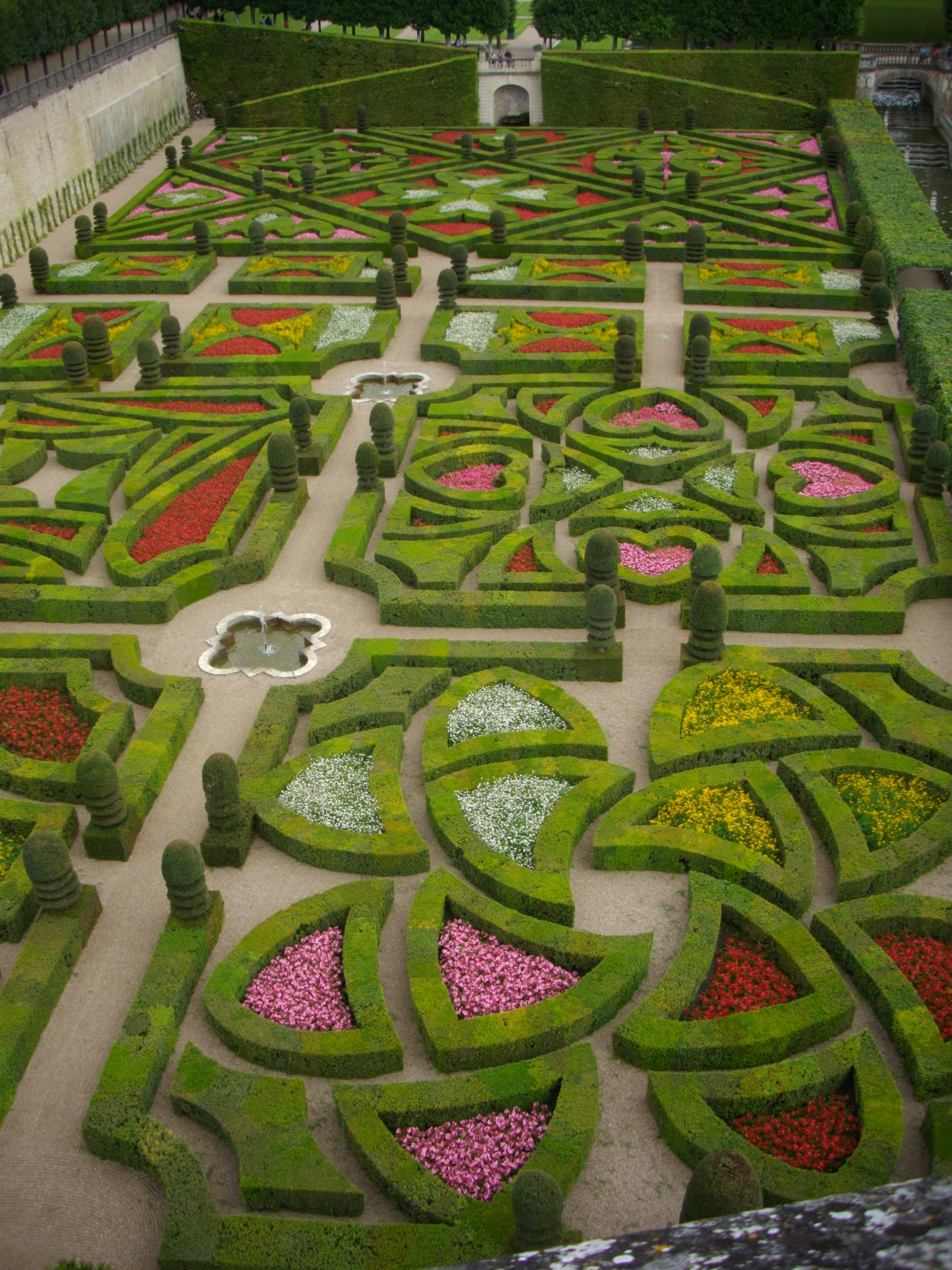 File:Villandry - château, jardin d\'ornement (10).jpg - Wikimedia Commons
