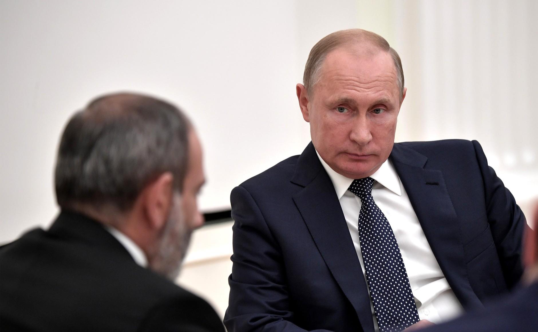 PUTIN NEMA SLUHA ZA ARMENSKE ZAHTJEVE OKO NAGORNO-KARABAHA! Iz Moskve stigao neočekivan odgovor: 'Pomoći ćemo vam samo ako se sukob prenese na vašu teritoriju'