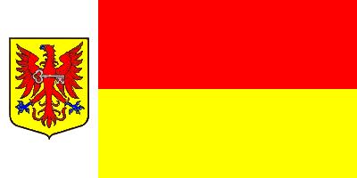 Vlag van de gemeente Apeldoorn