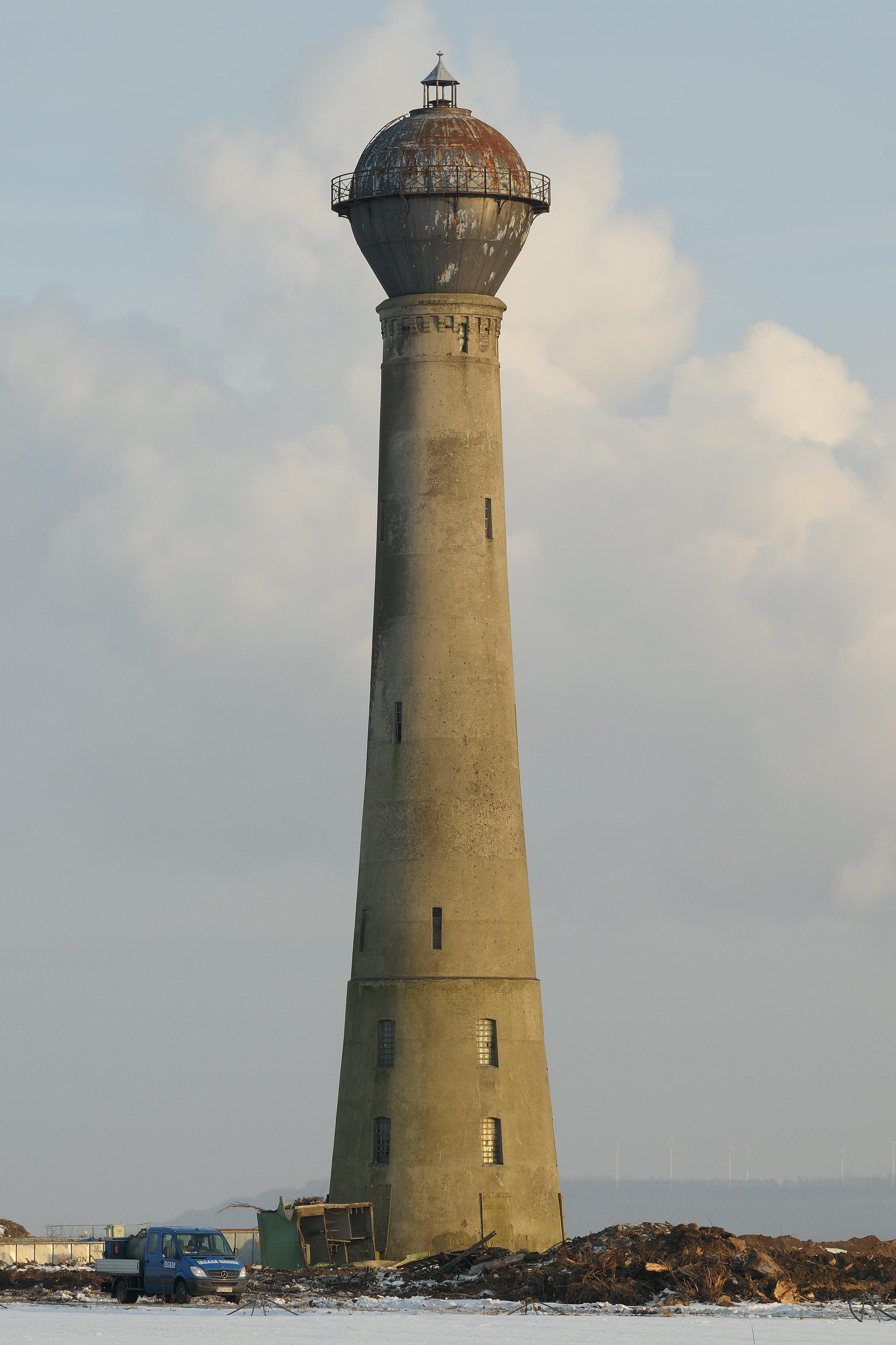 Wasserturm Holz