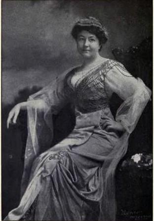 Ellen Axson Wilson, First Lady (1913)