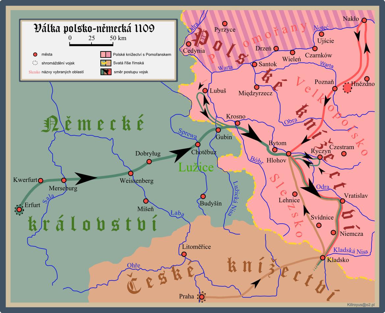 Głogów Savaşı