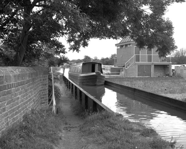 Wootton Wawen Aqueduct, Stratford Canal - geograph.org.uk - 463097