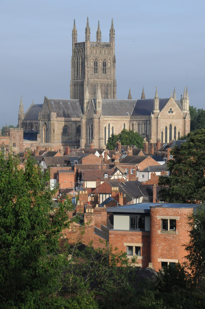 Worcester Wikipedia - 15 famous landmarks totally different perspective