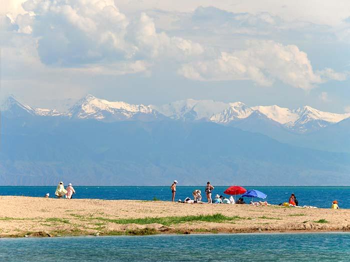 Danau Issyk Kul