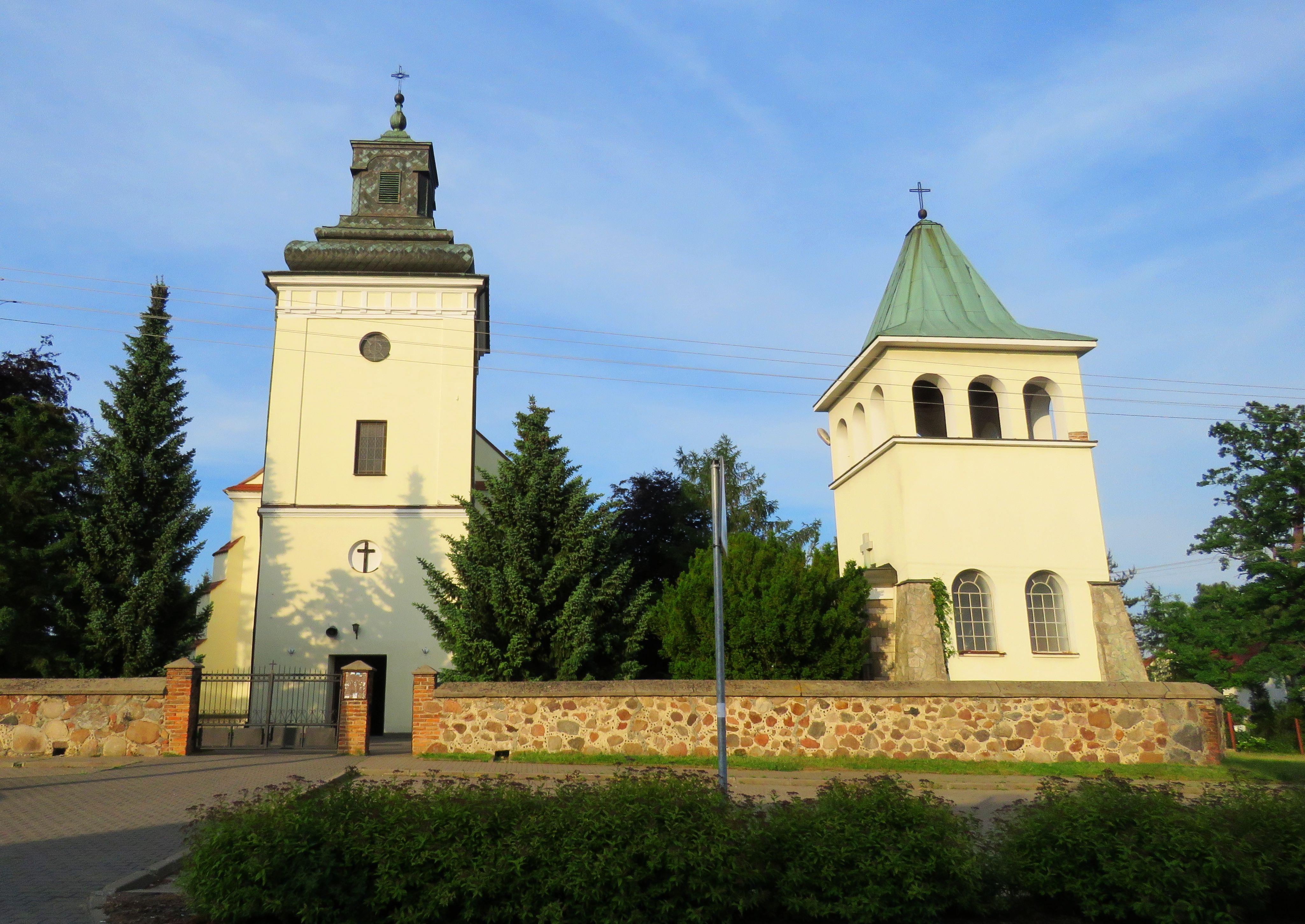 żelechów kościół