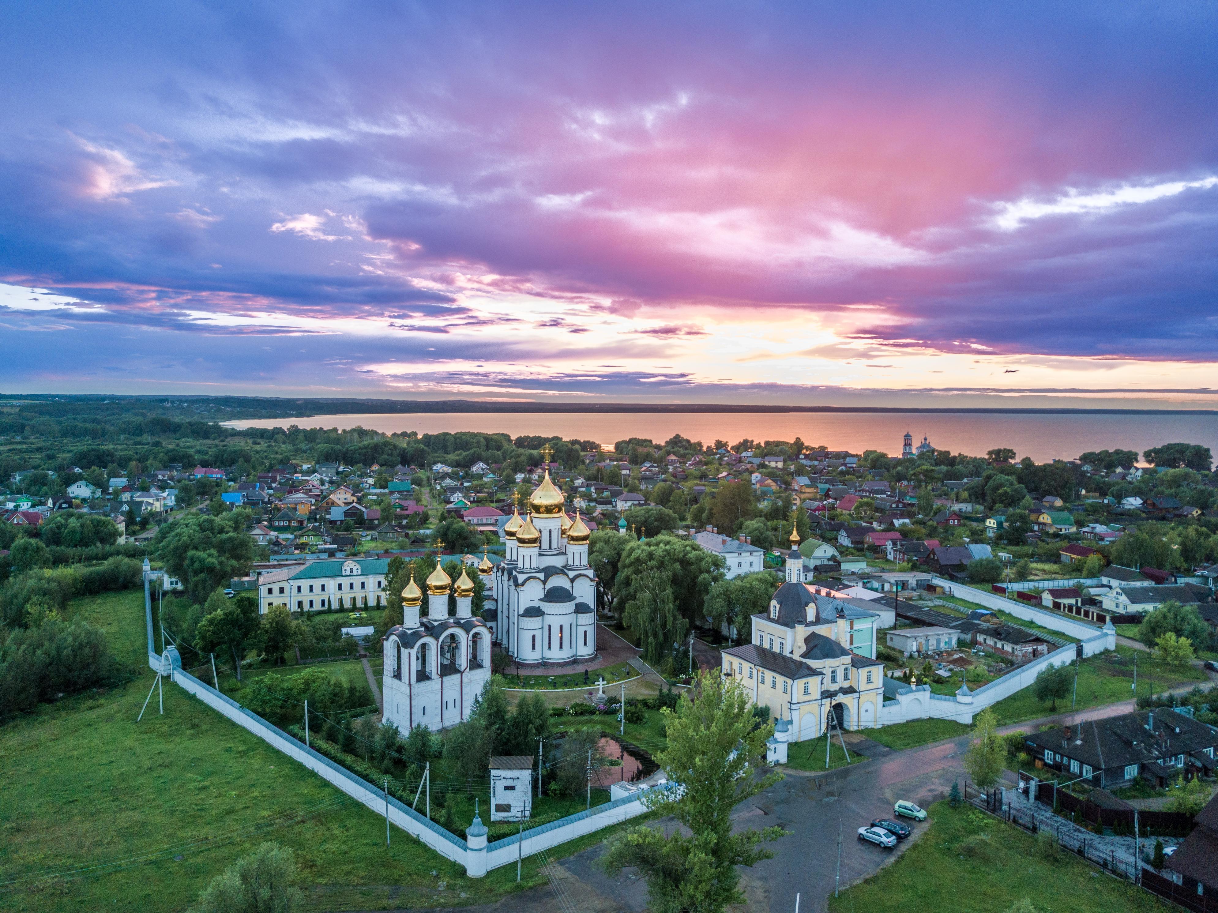 Переславль залесский фото центр города