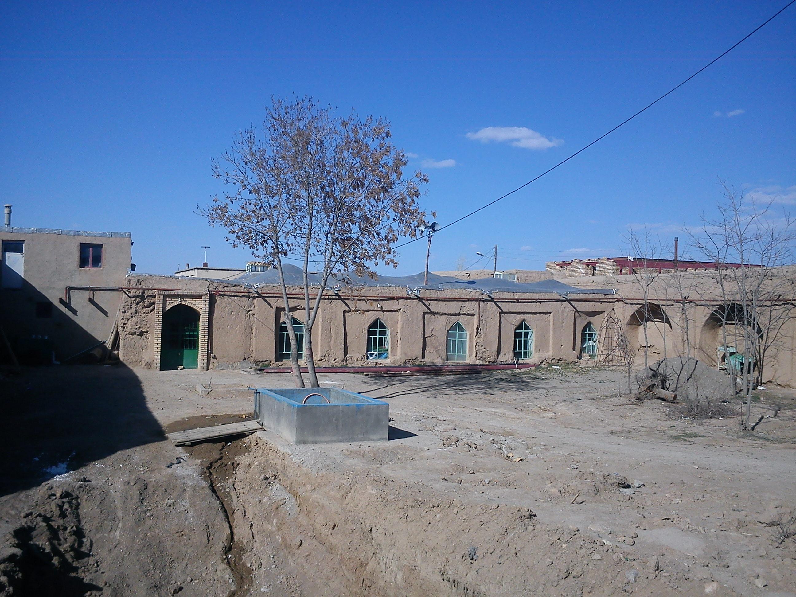 مسجد جامع روستا