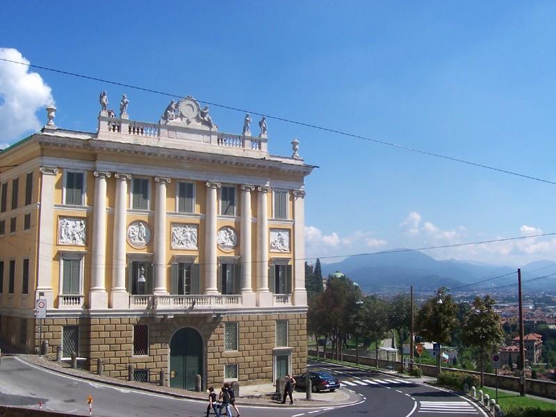 Bergamo trip planner