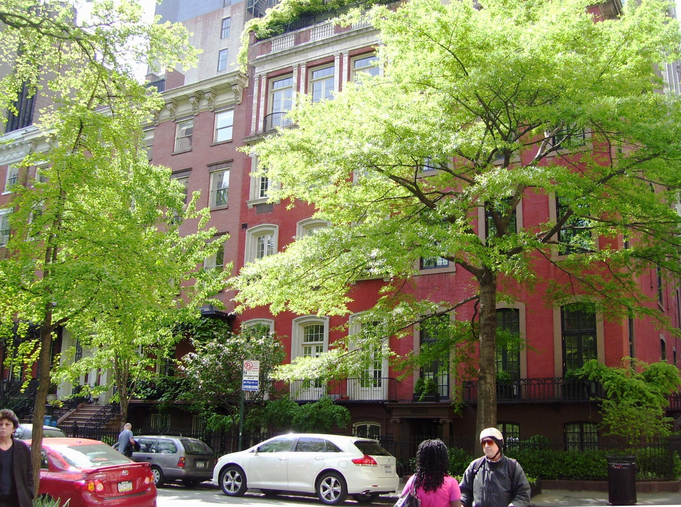 Gramercy park wiki everipedia for Gramercy park nyc apartments