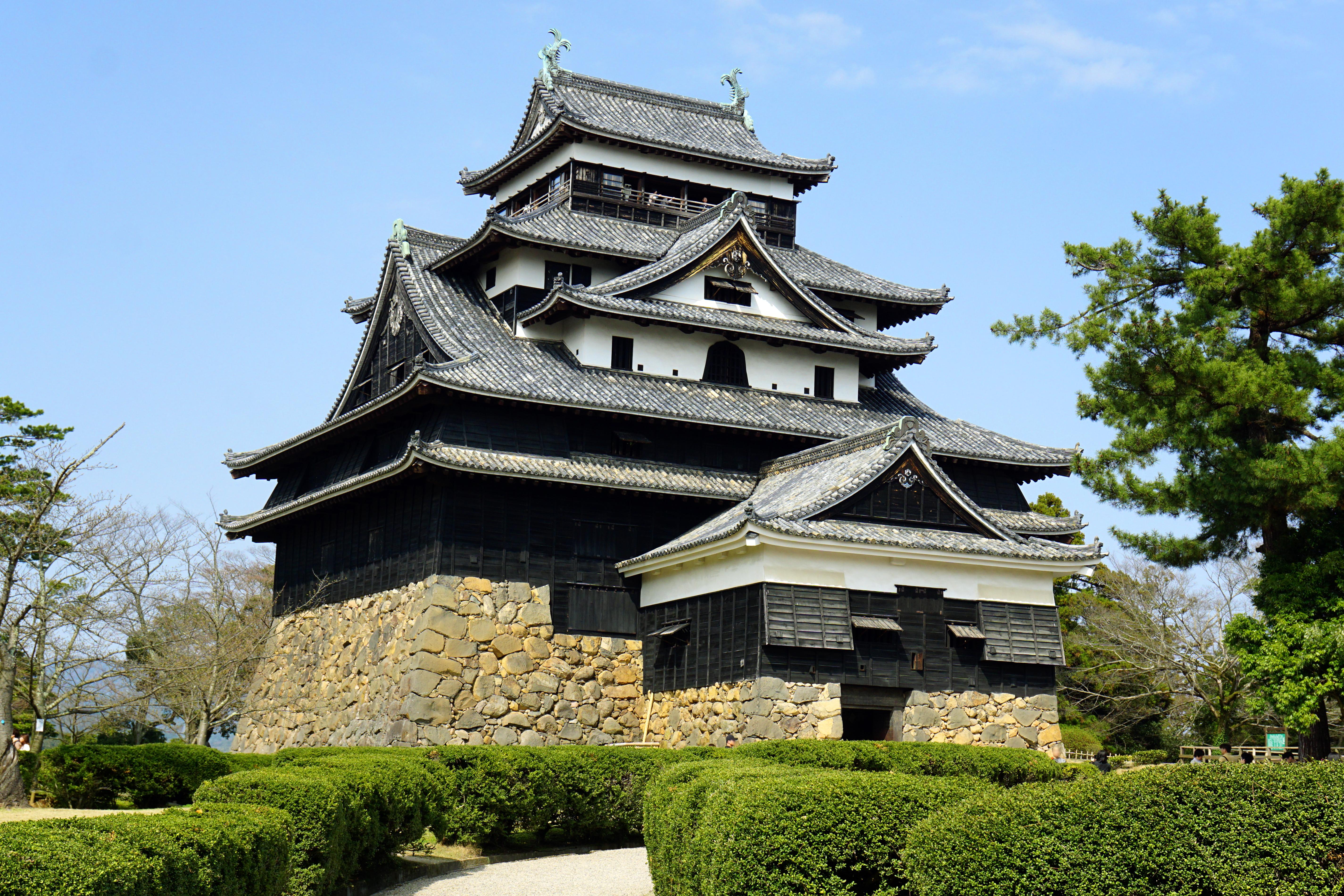 松江城 , Wikipedia