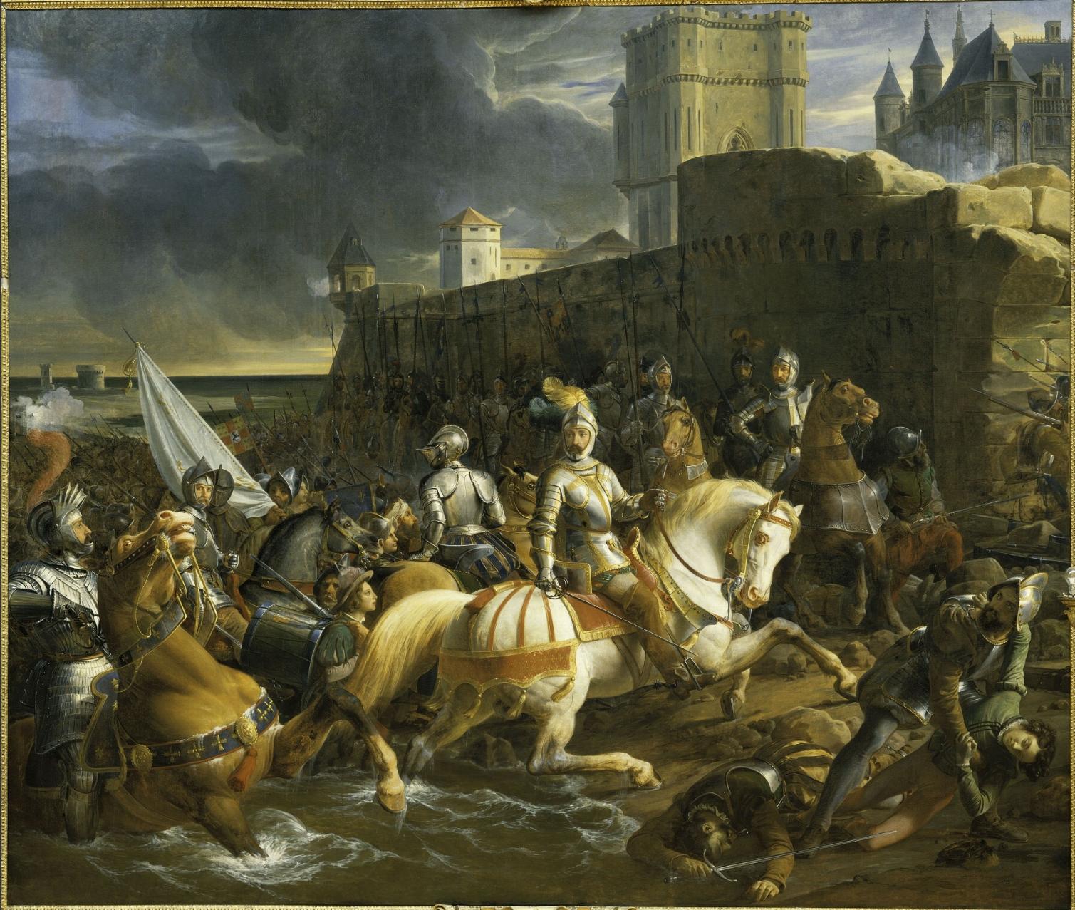 France Battles Battles Involving France