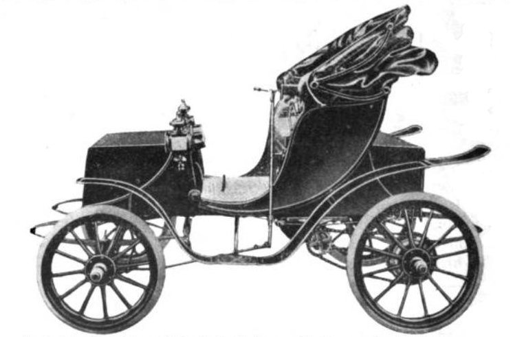 Woods motor vehicle wikipedia for History of the electric motor