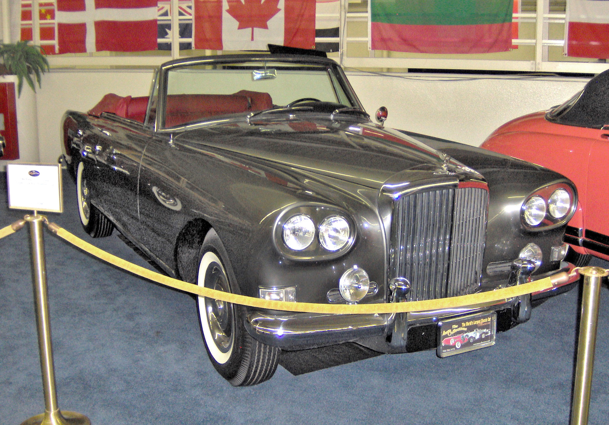1964 Bentley S3 infomation specifications WeiLi Automotive