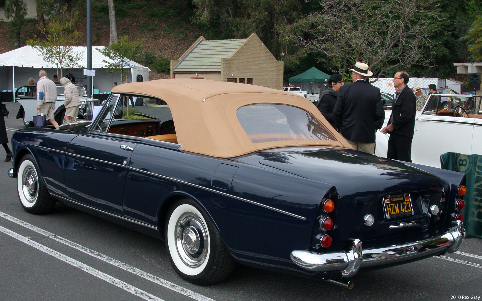 file 1965 bentley s3 continental convertible park ward wikimedia commons. Black Bedroom Furniture Sets. Home Design Ideas