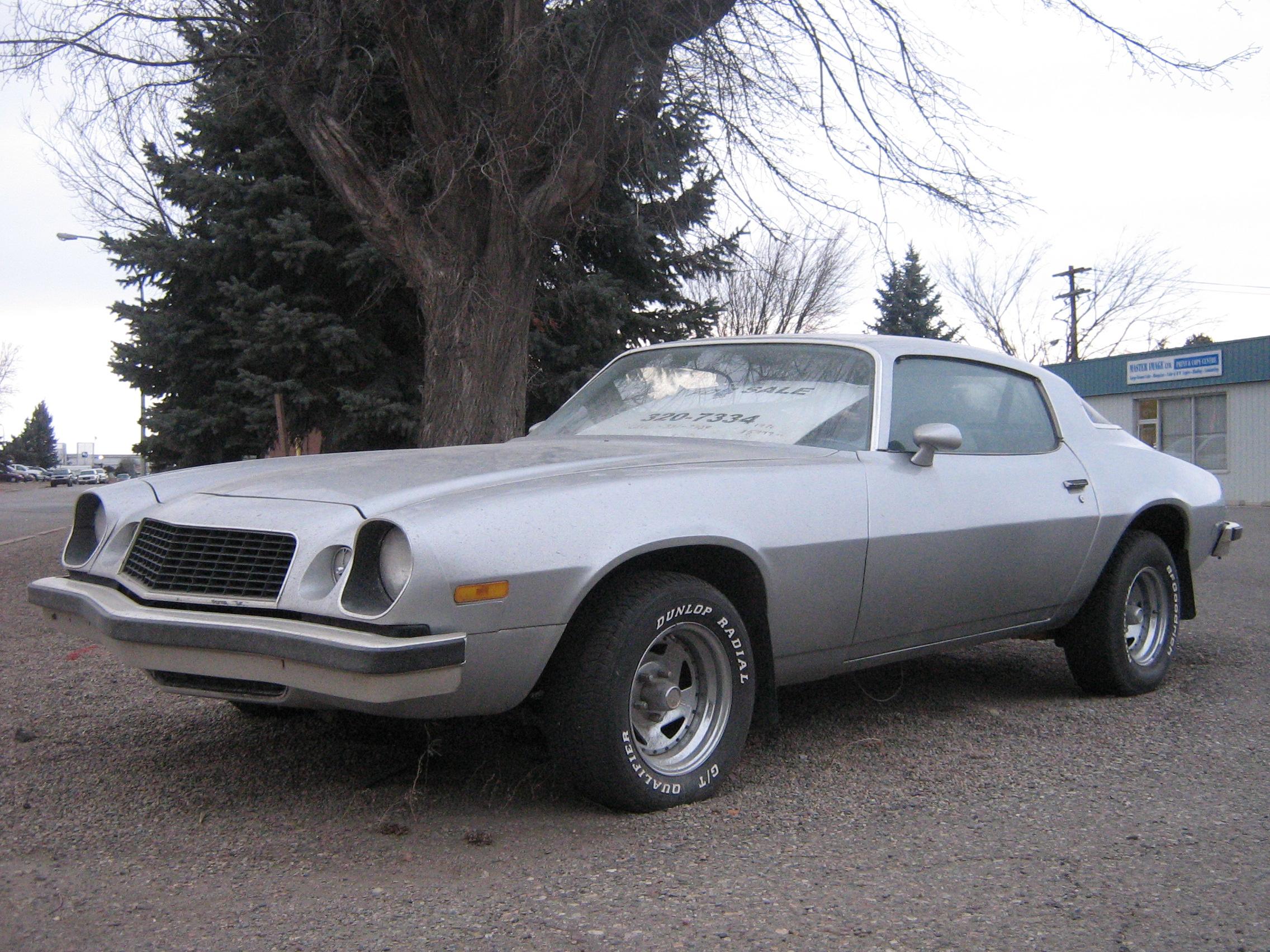 File:1976 Chevrolet Camaro (3105801142) jpg - Wikimedia Commons