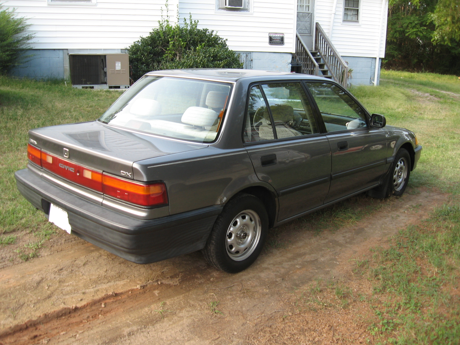Kekurangan Honda Civic 1990 Top Model Tahun Ini