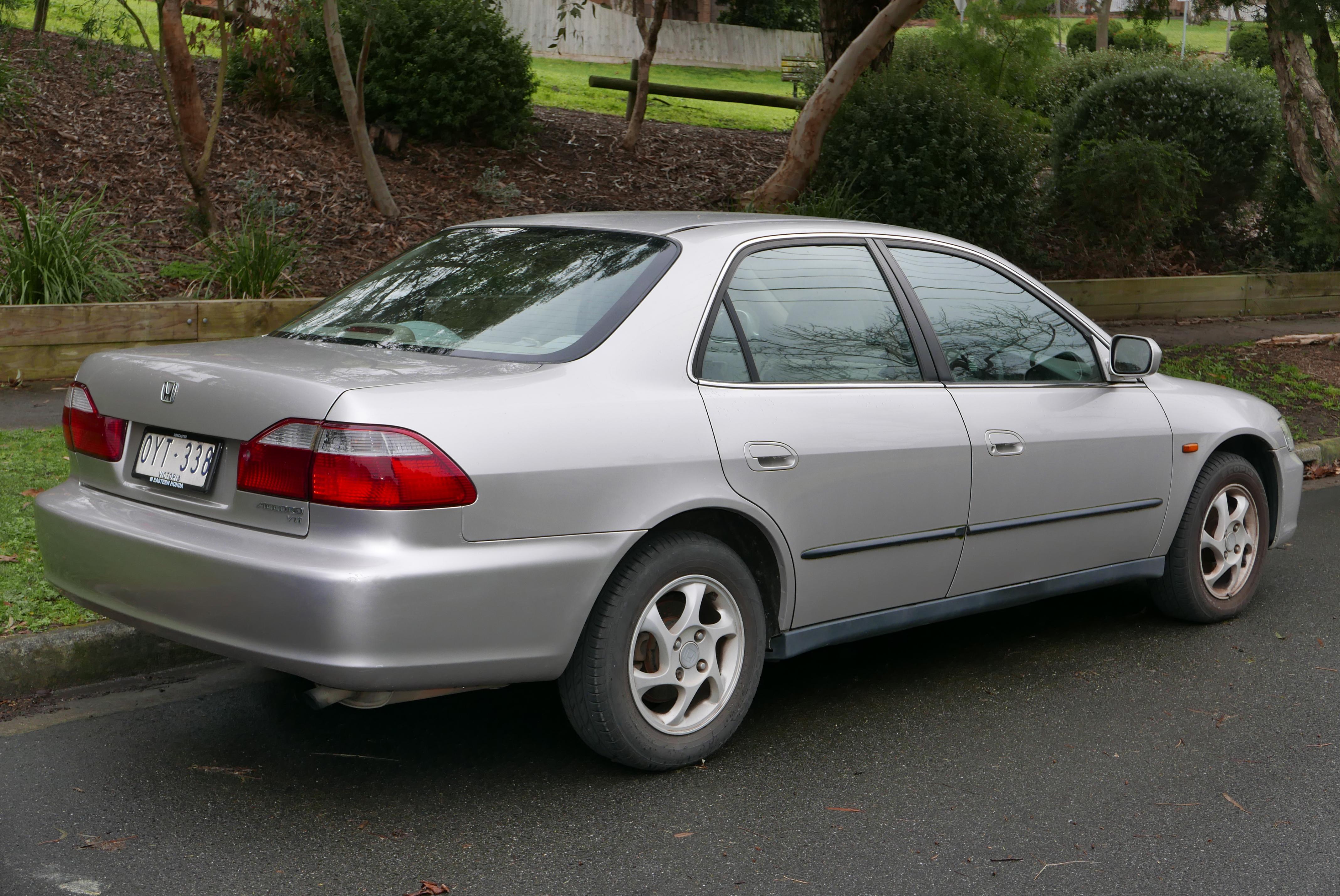Kelebihan Kekurangan Honda 1998 Review