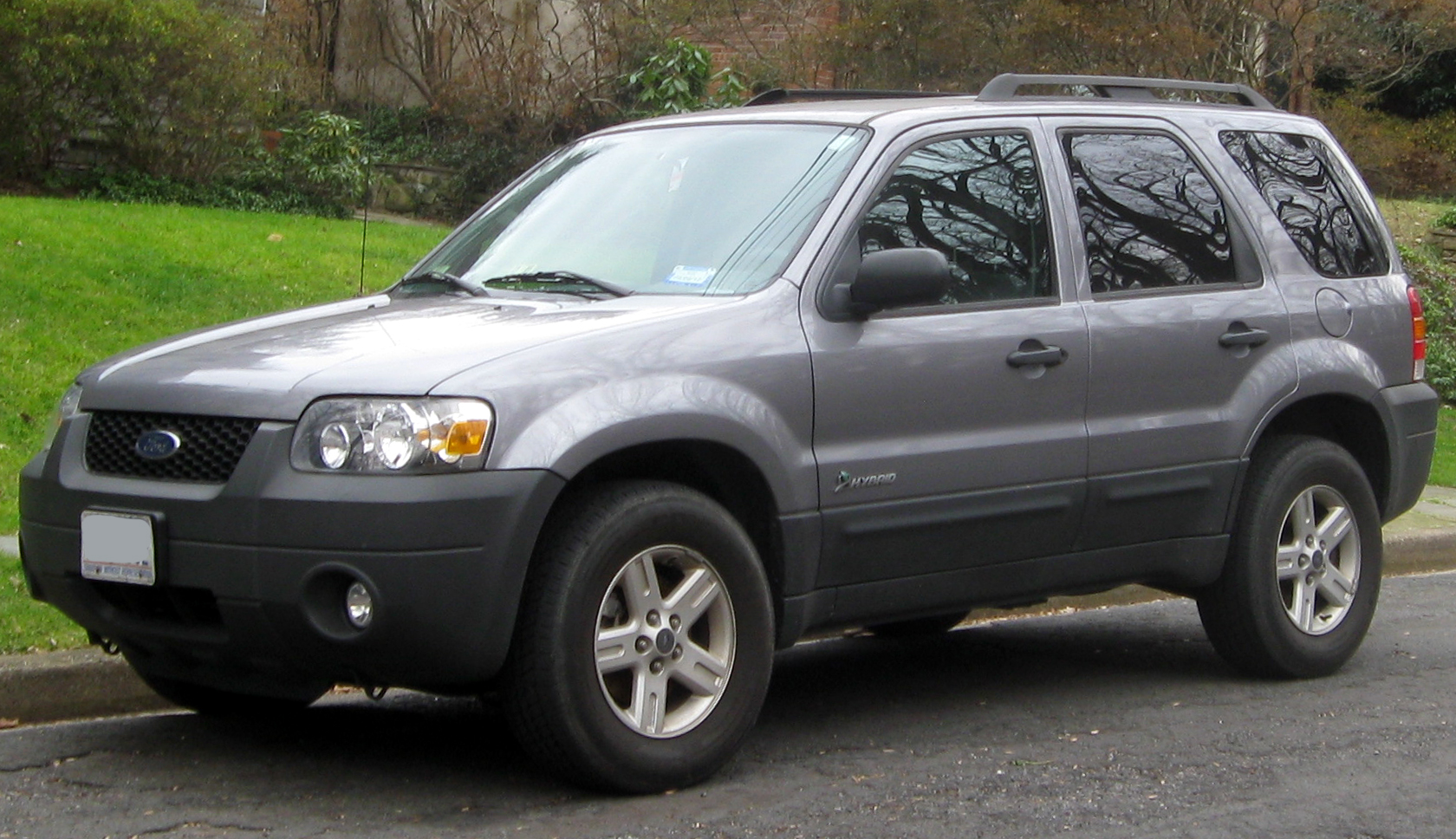 File20052007 Ford Escape Hybrid  01012012jpg  Wikimedia