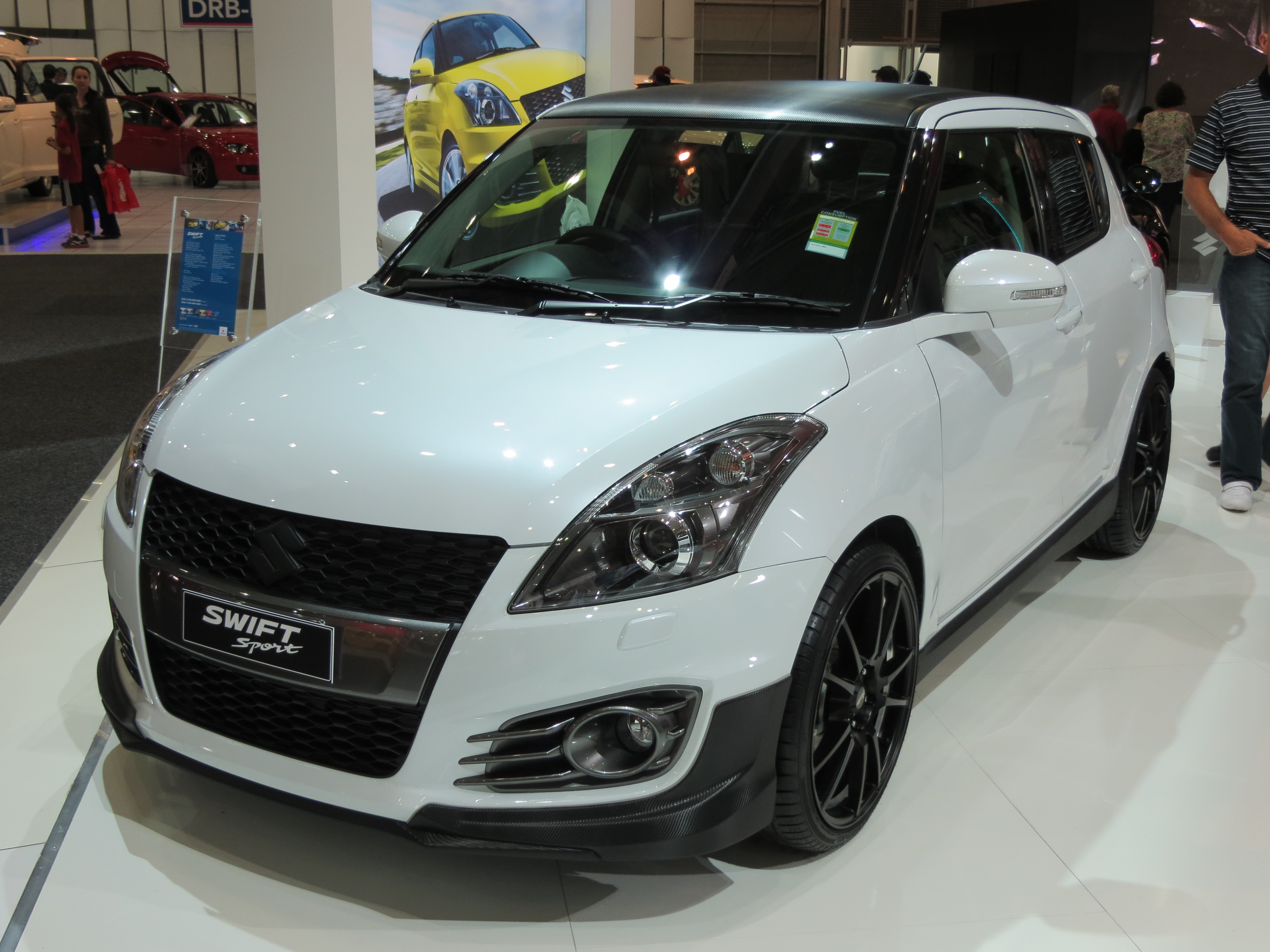 File 2012 Suzuki Swift Fz Sport 5 Door Hatchback 2012