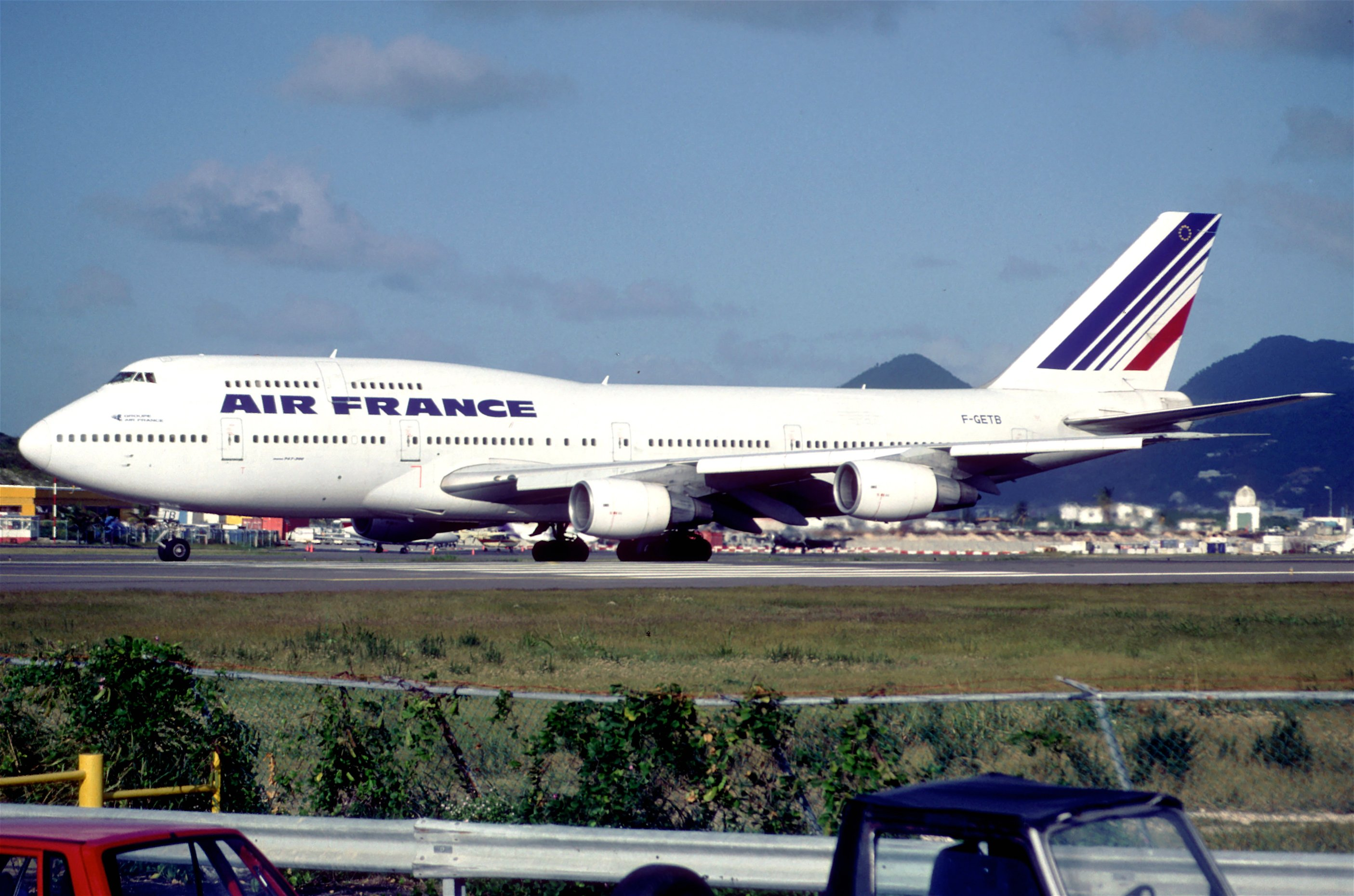 File 48ba air france boeing 747 300 f getb sxm for Interieur 747 air france