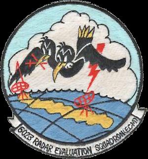 6023d Radar Evaluation Squadron Quiz