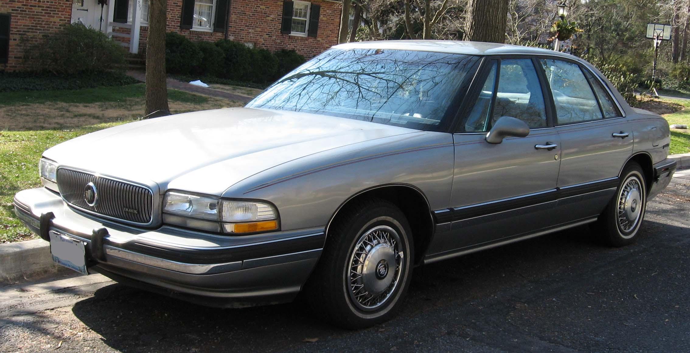 95 Buick Lesabre