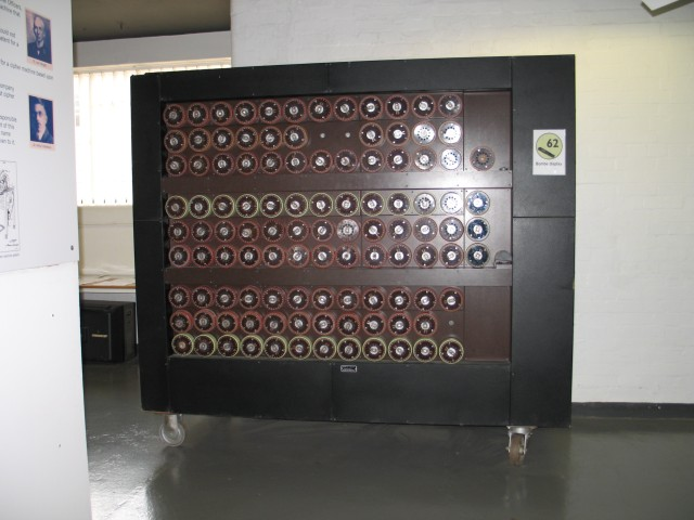 Turing bomba (kódfejtő gép a II. világháborúban)