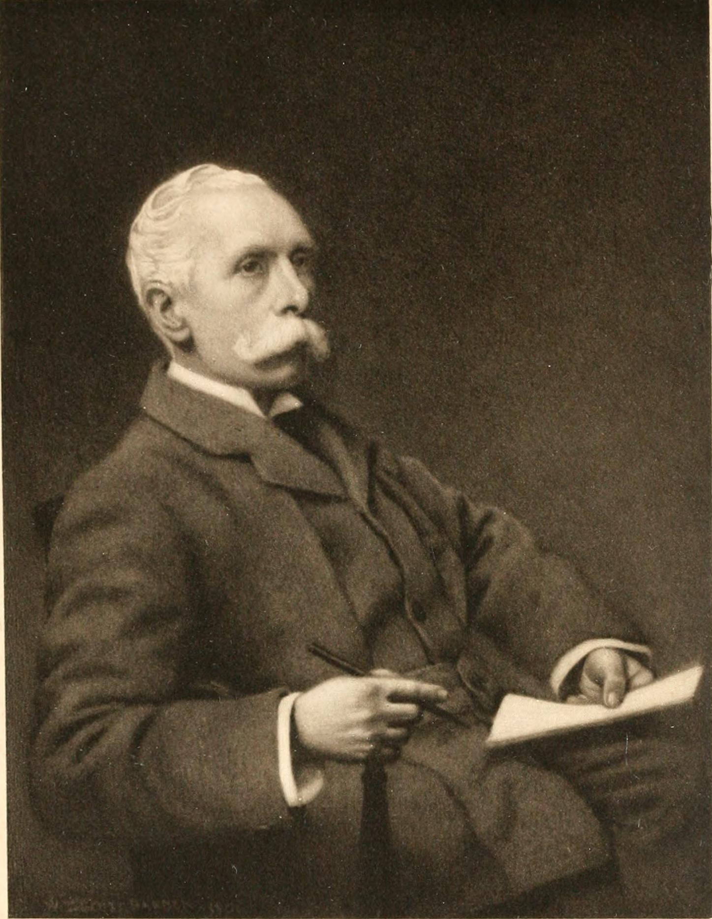 Barber Austin : File:Alfred Austin, by Barber.jpg - Wikimedia Commons