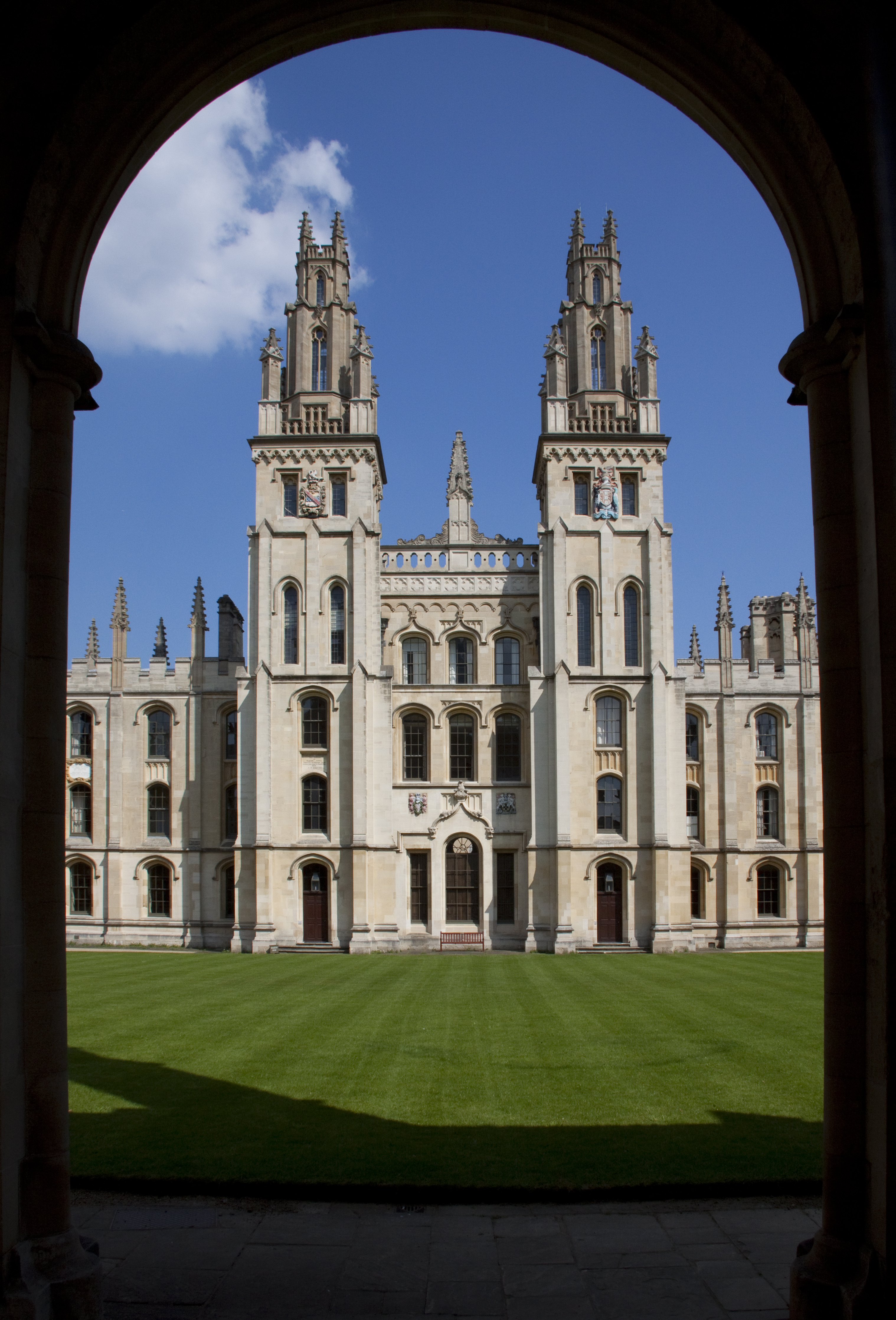 All Souls College, Oxford #