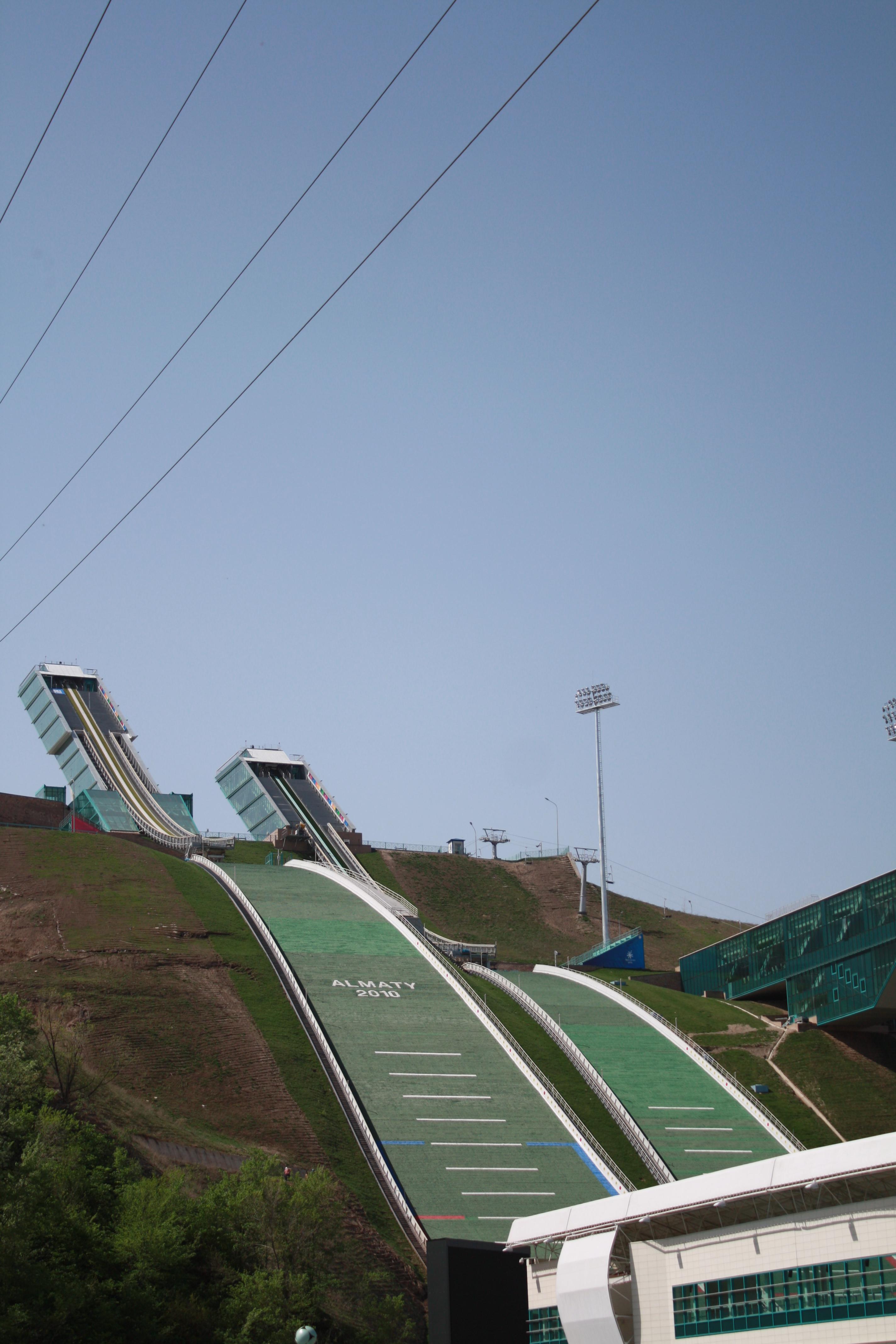 International Ski Jump Complex