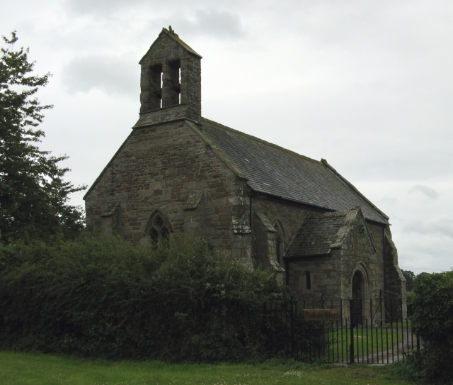 Amberley Chapel C Herefordshire Geograph Org Uk