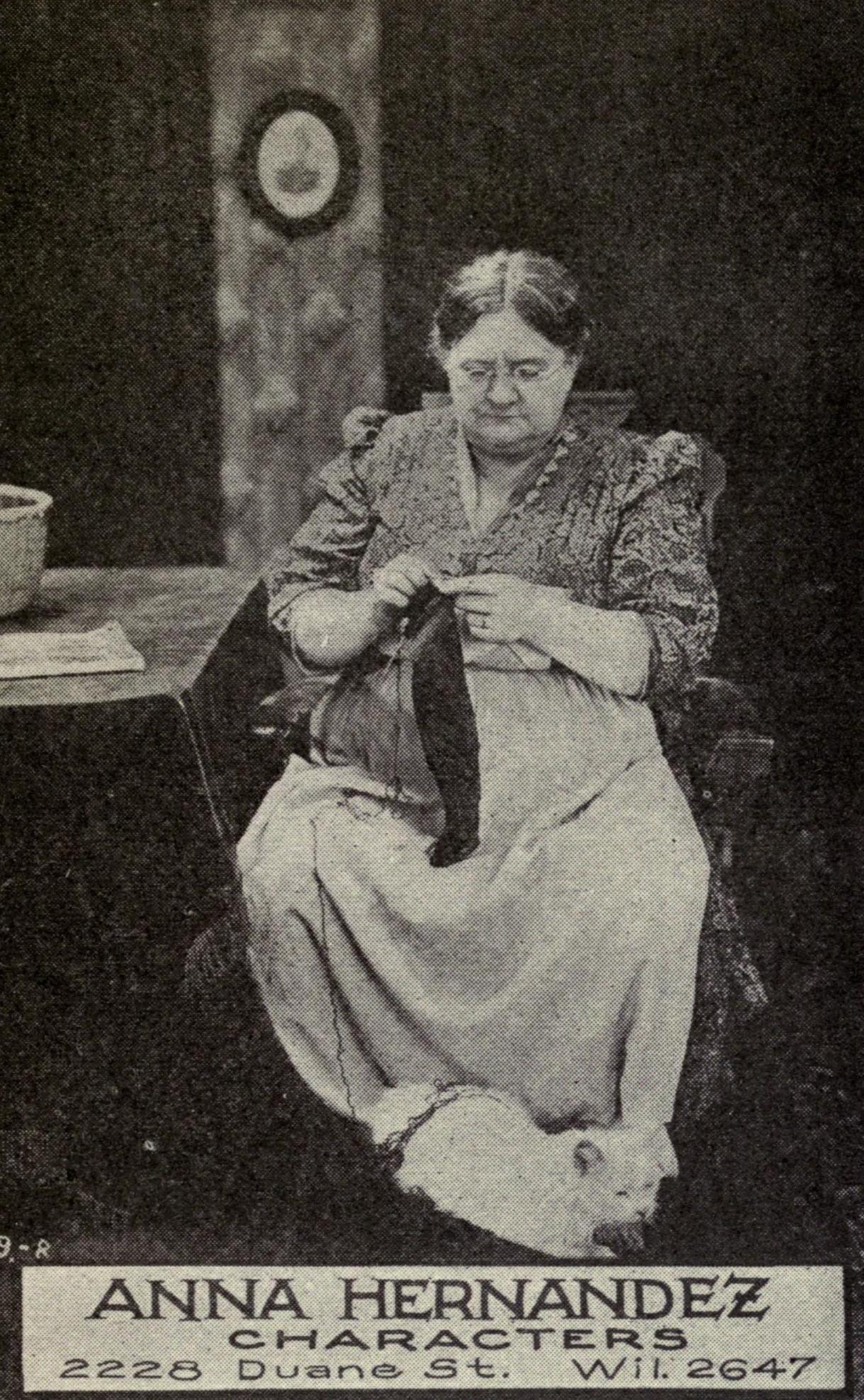 Anna Dodge