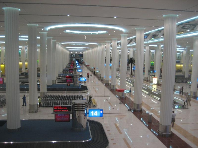 Dubai International Airport Howlingpixel