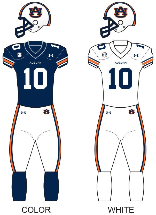 Auburn Tigers football - Wikiwand