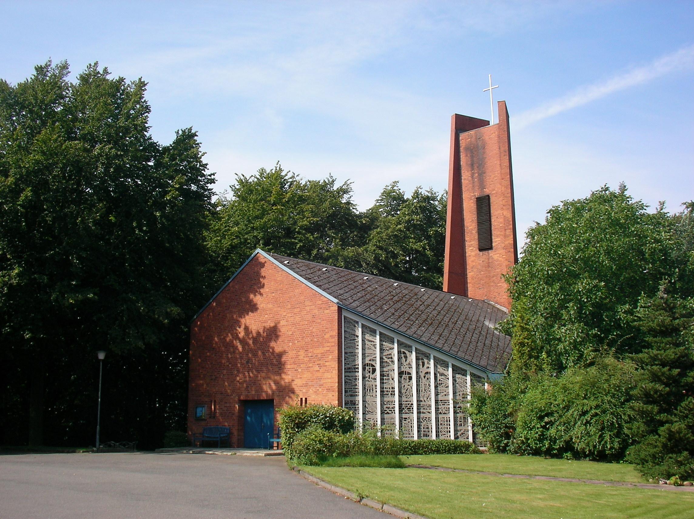 Kirche Börnsen