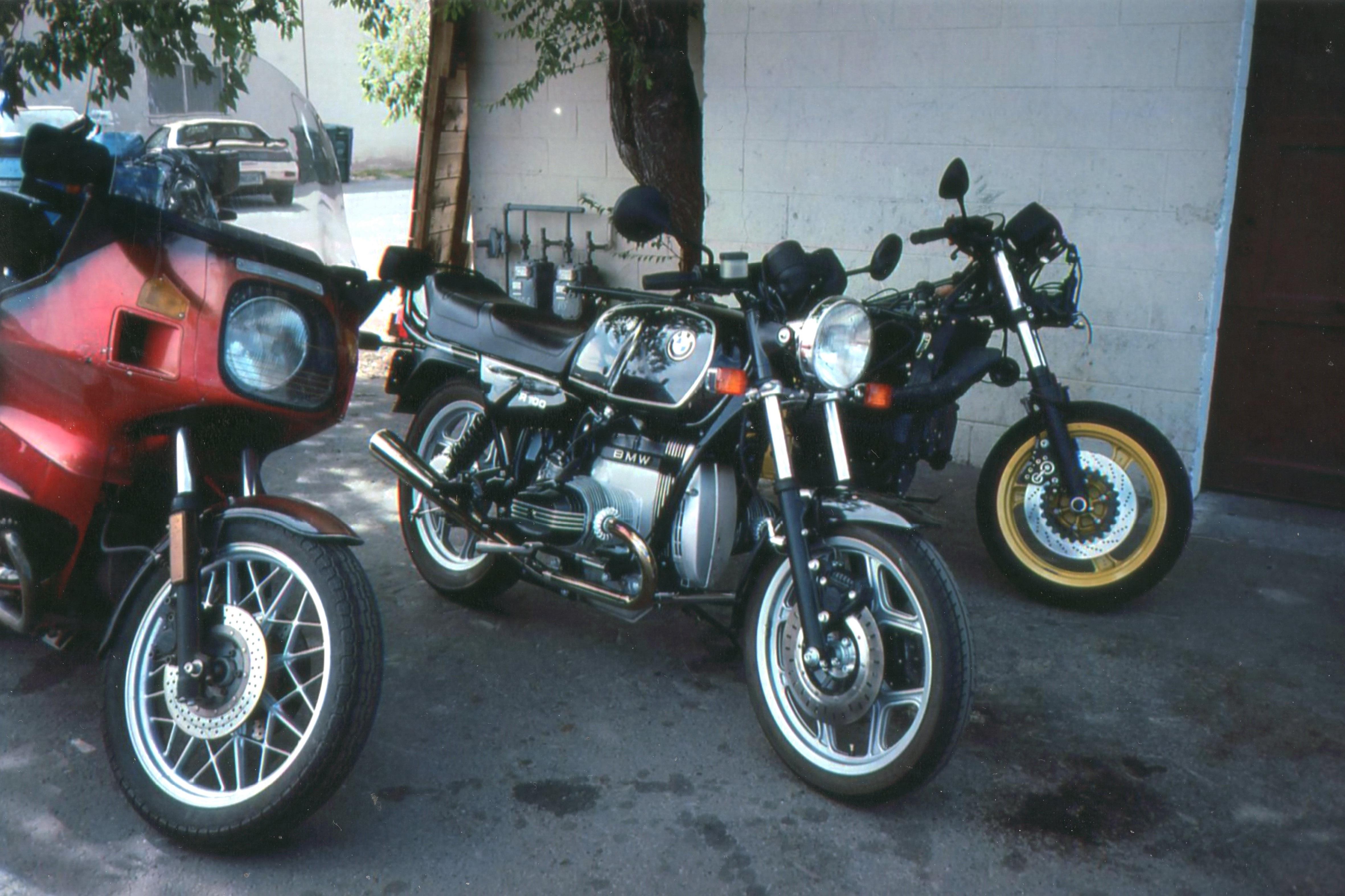 File Bmw R100 At Reno Bmw 1991 Jpg Wikimedia Commons