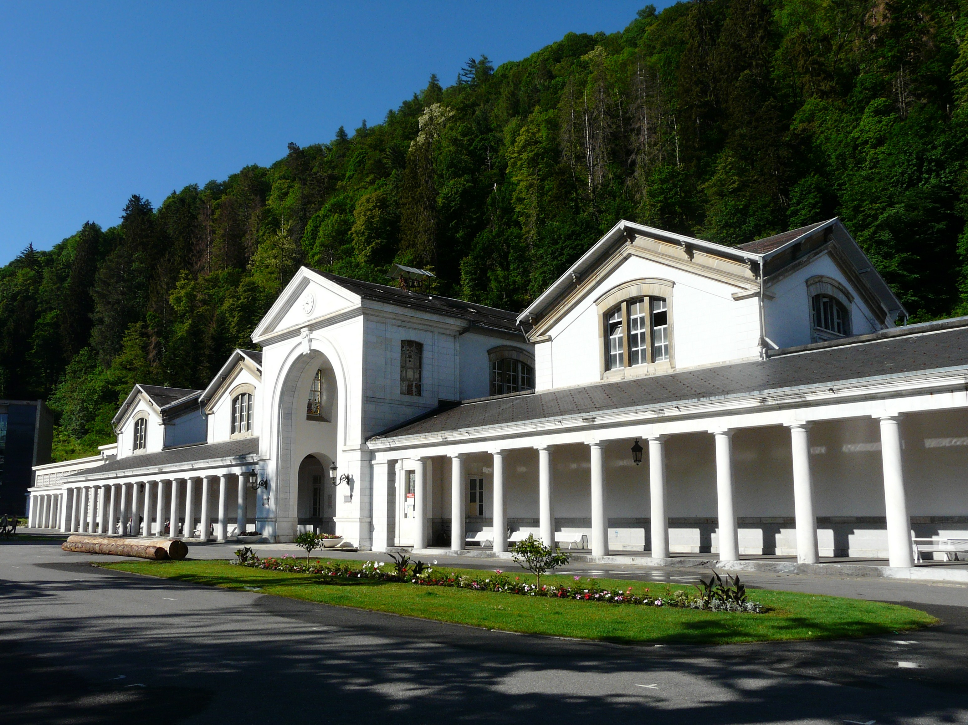 Luchon thermes