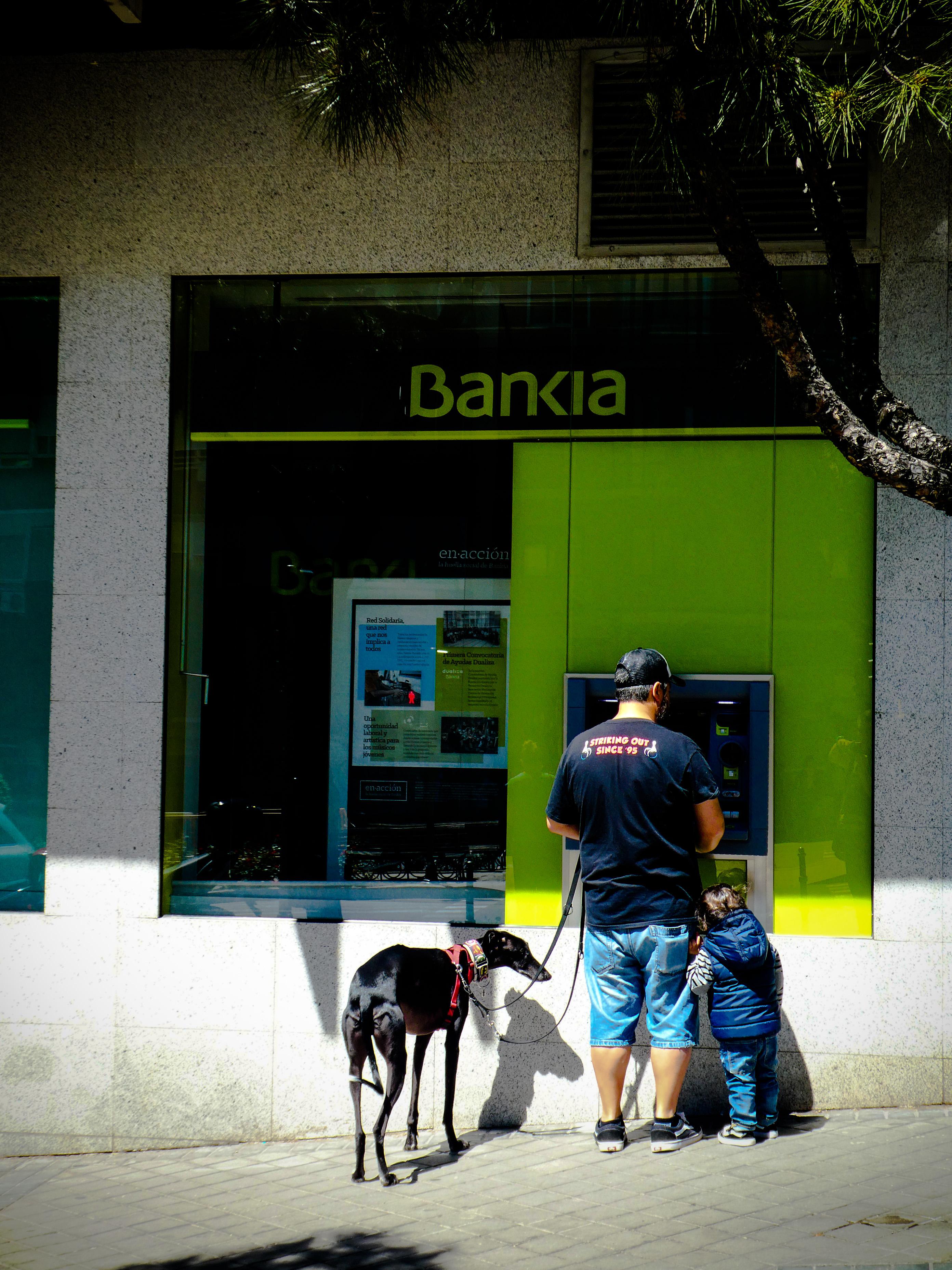 reunificar deudas con Bankia