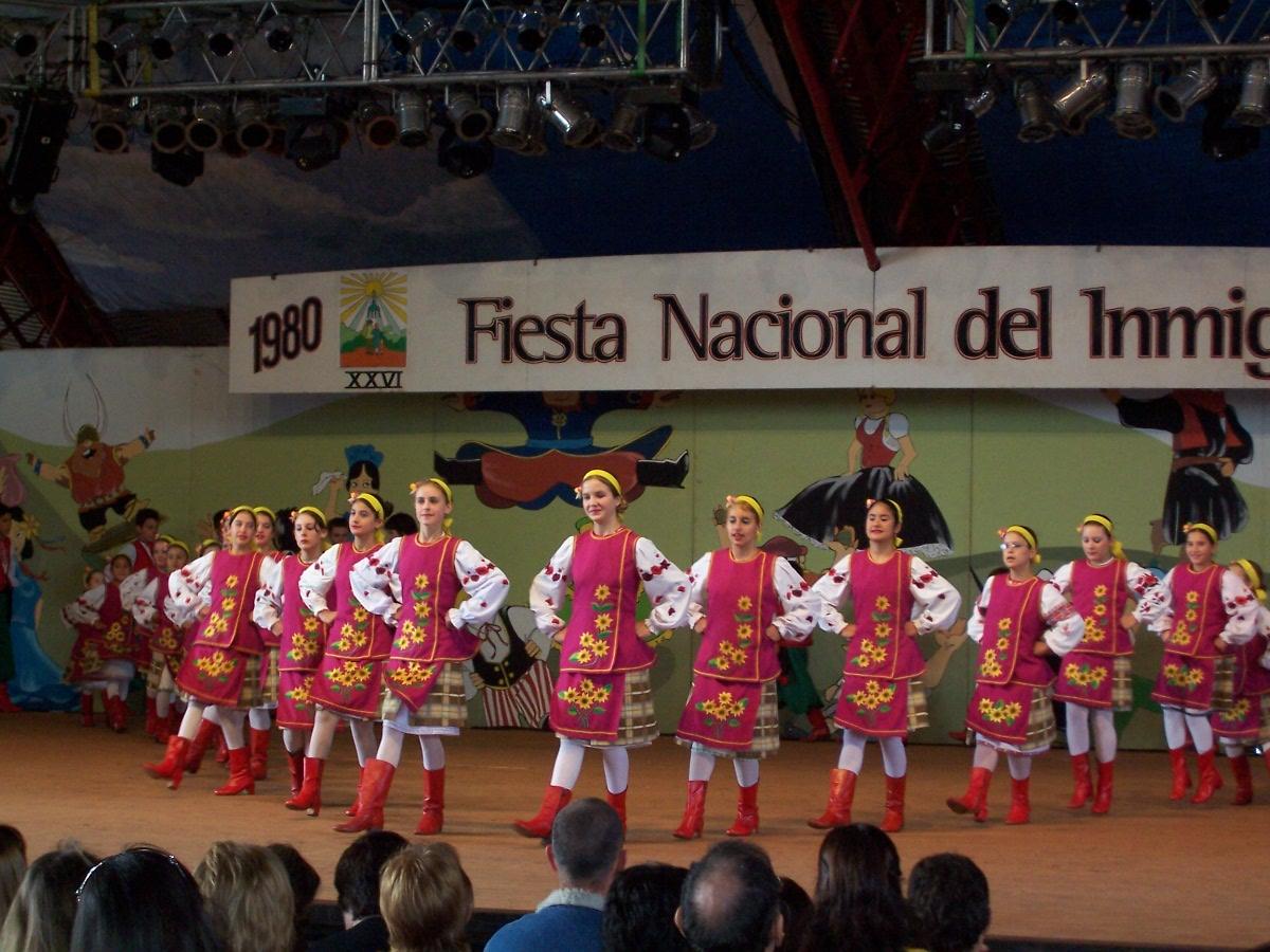 Depiction of Fiestas nacionales de Argentina