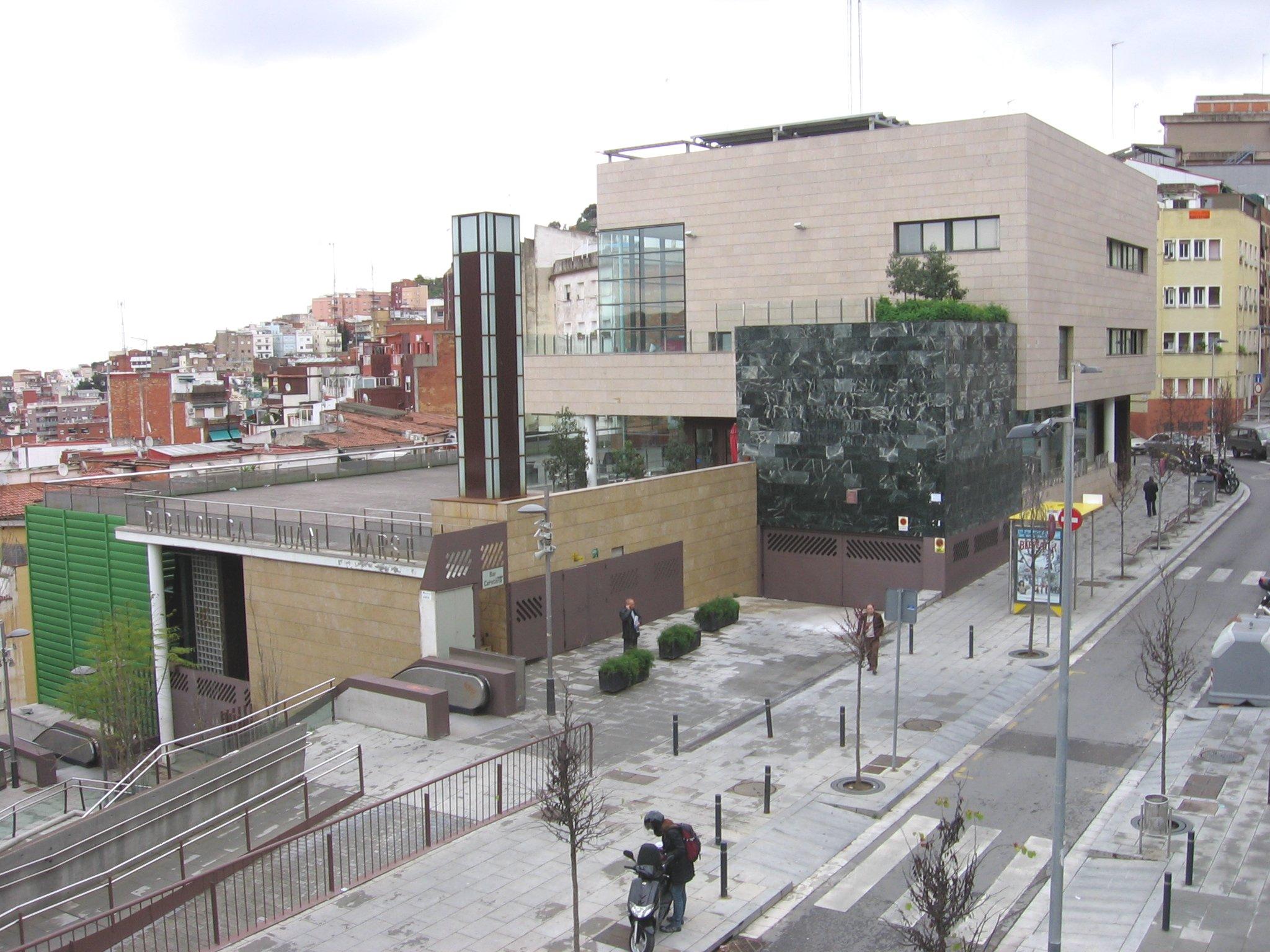 Archivo Biblioteca Carmel Jpg Wikipedia La Enciclopedia Libre