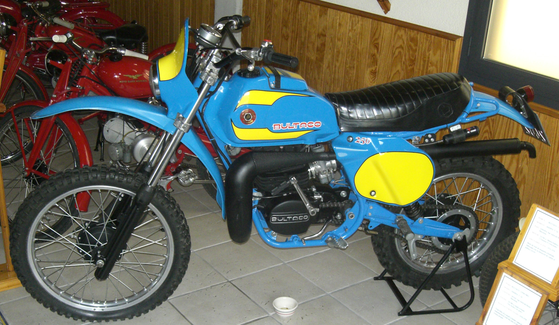 file bultaco frontera mk ii wikimedia commons. Black Bedroom Furniture Sets. Home Design Ideas