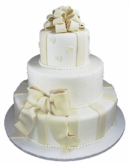Wedding Cake Price  Servings Nj