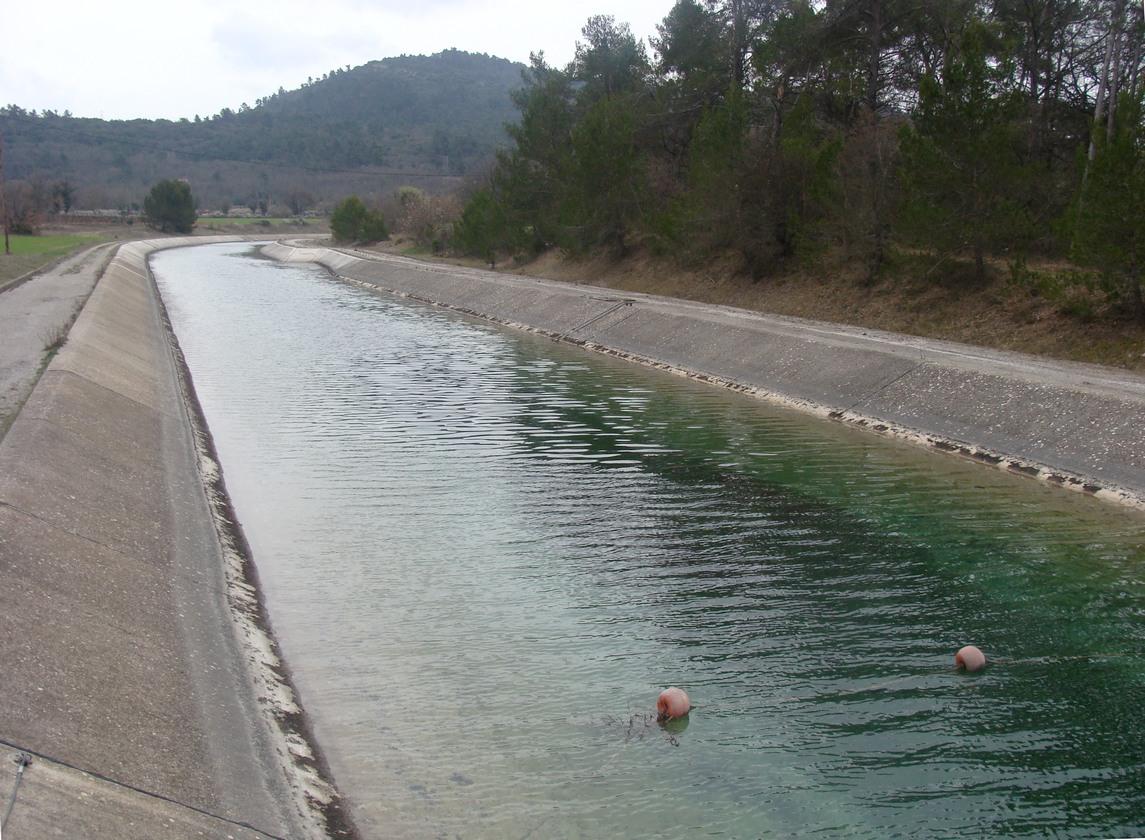 Tout sur la socété du canal de Provence