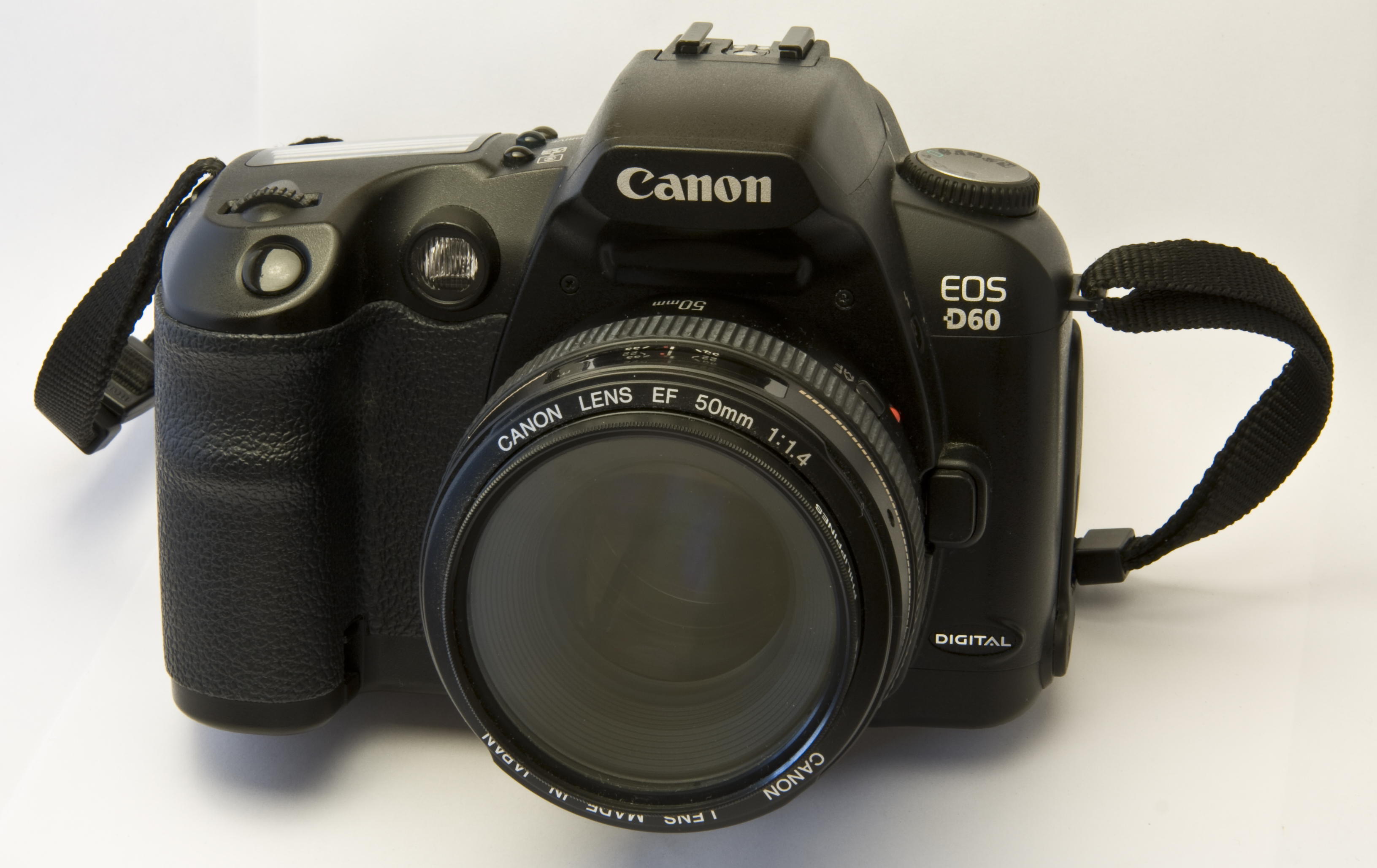Canon EOS D60 - Wikiwand