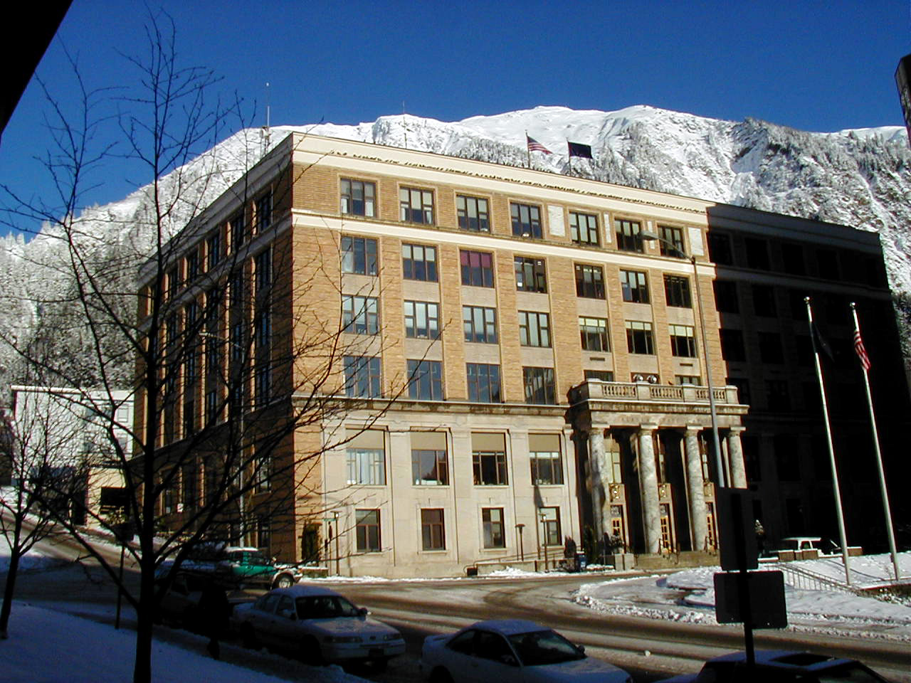 Alaska State Capitol Building Address