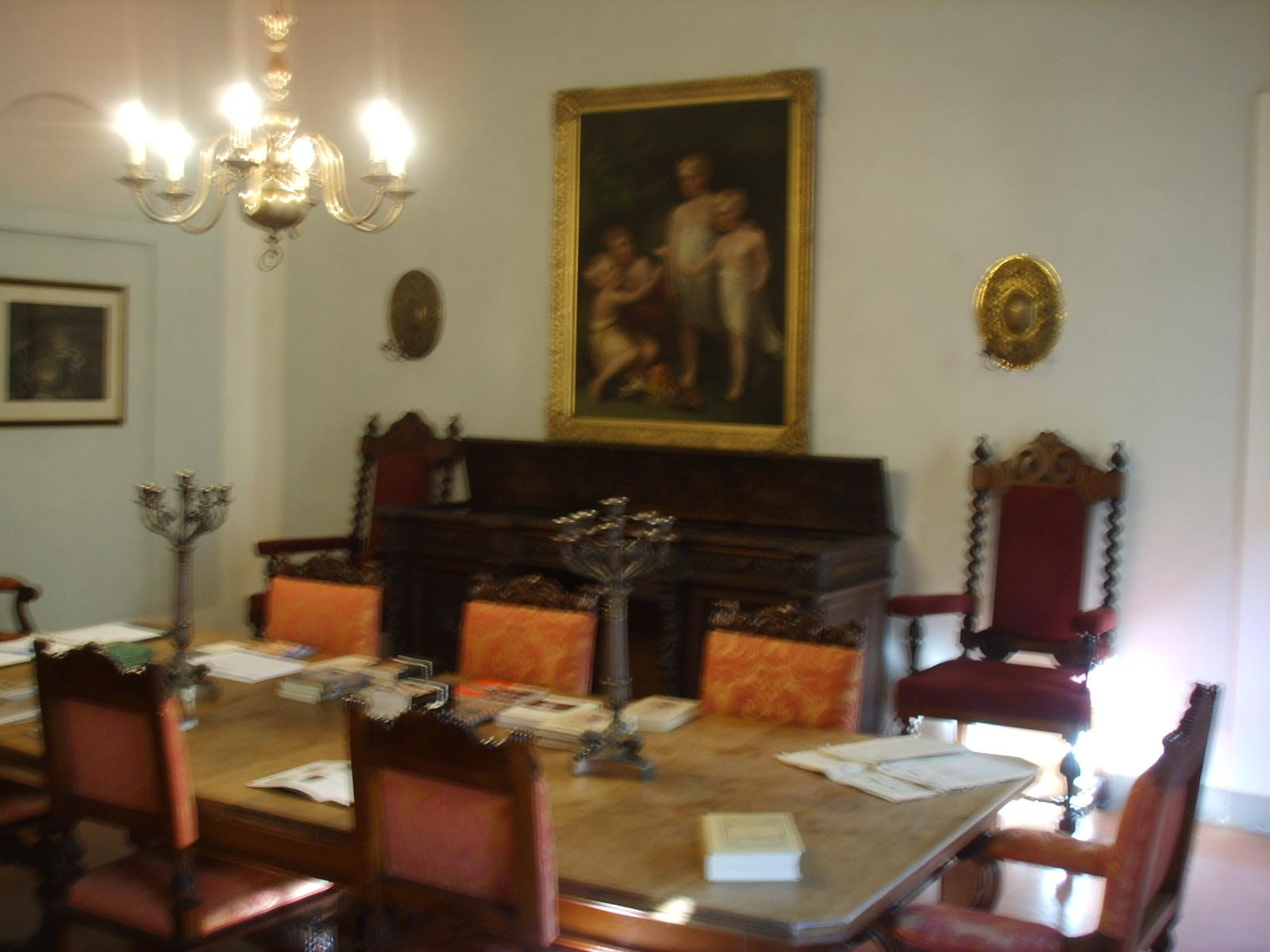 File:Casa Guidi Sala Da Pranzo.JPG Wikimedia Commons #A15D2A 1600 1200 Sala Da Pranzo Girevole Di Nerone