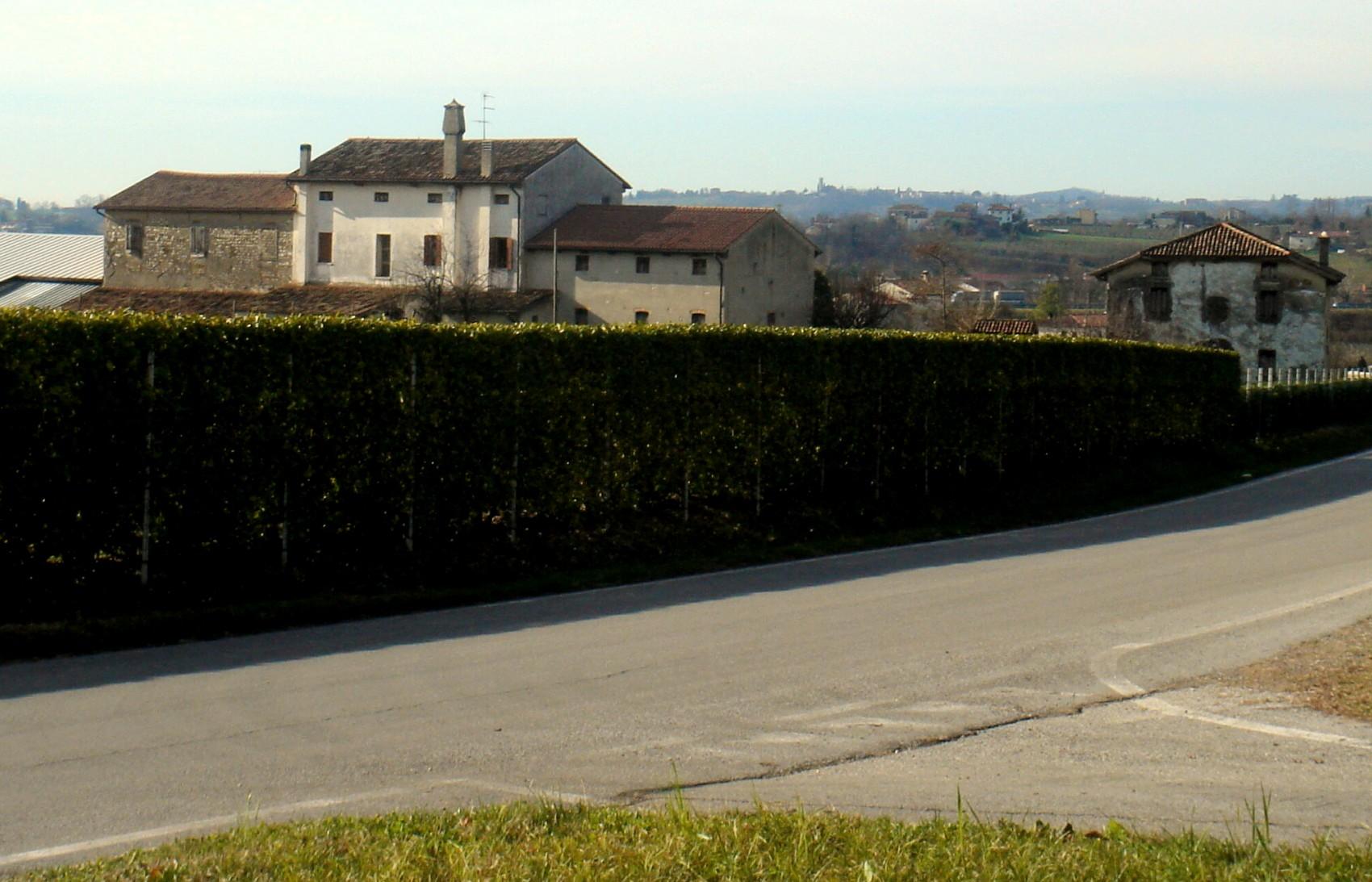 File castello roganzuolo casa rurale di via vecellio for Castello come piani di casa