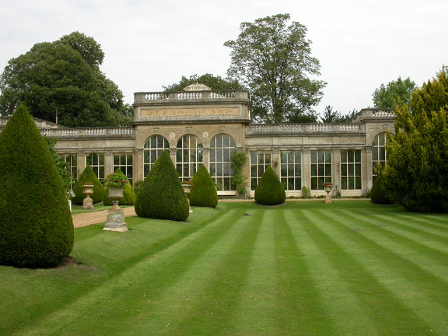Castle Ashby Orangery